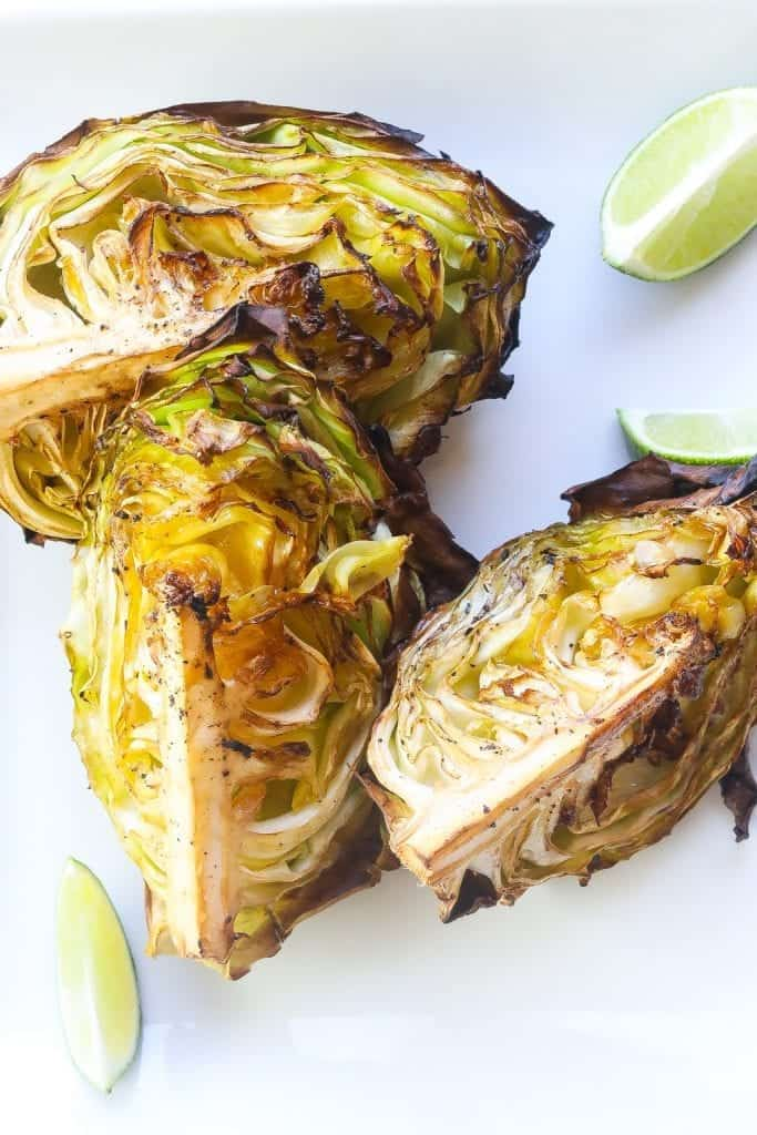 smoked cabbage