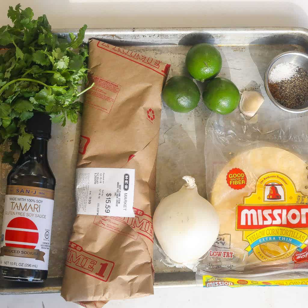 street tacos ingredients